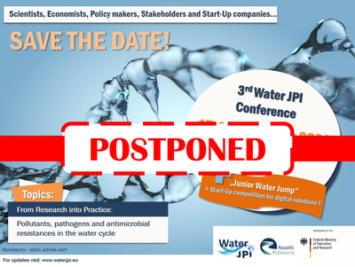 3rd Water JPI Conference Mulheim