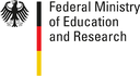 Logo Federal Ministry of Education and Research - BMBF GERMANY