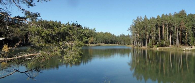 lago di fi - alto adige