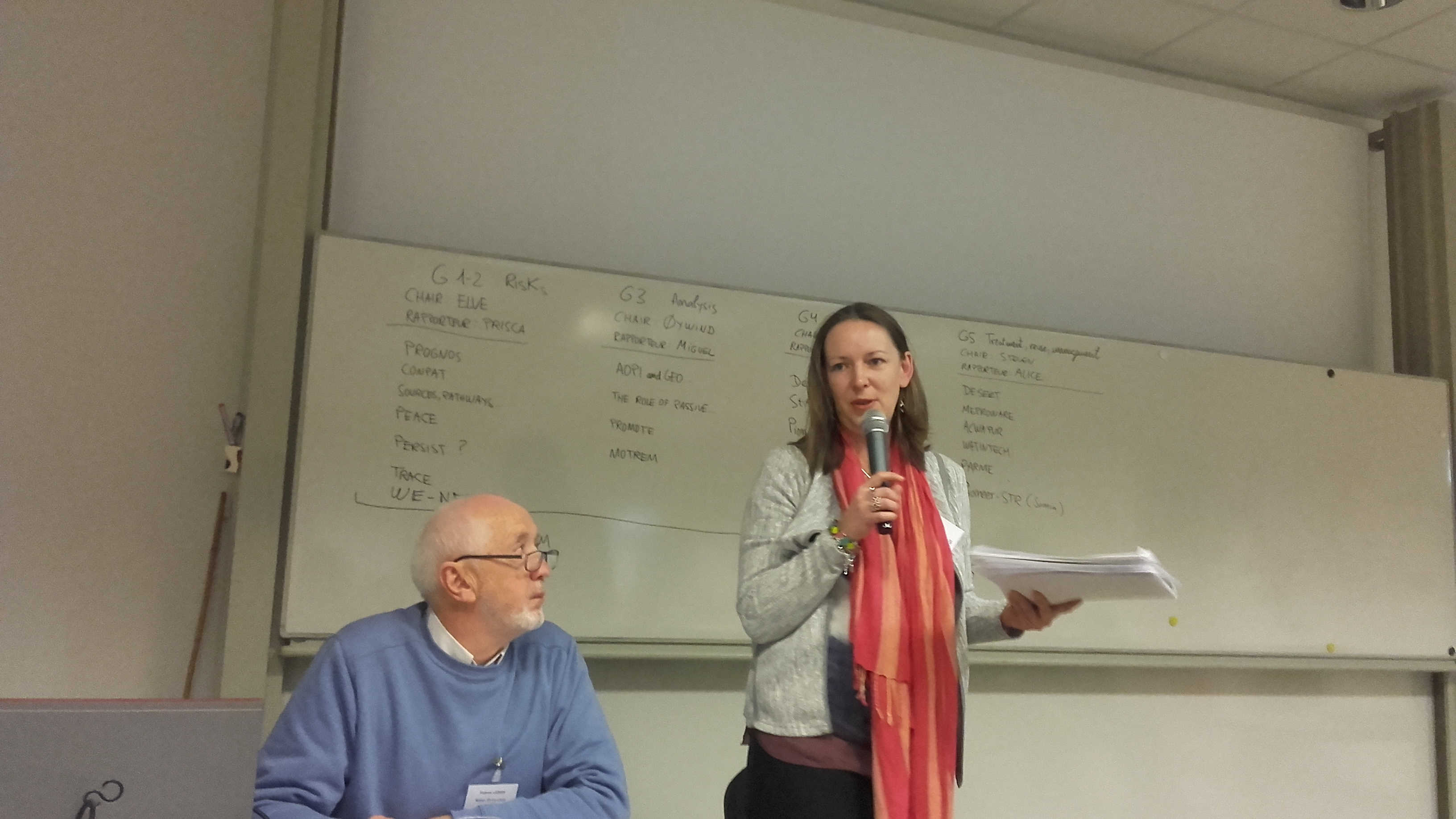 Rapporteur Alice Wemaere