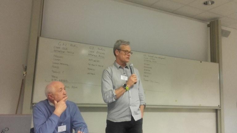 Rapporteur Mats Svensson