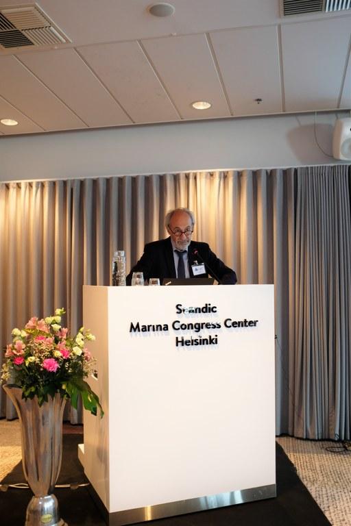 Heral Maurice speech 1