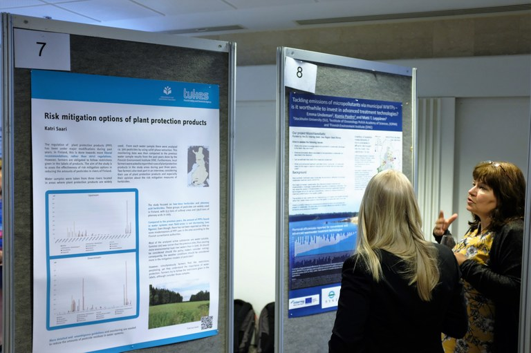 Poster session 7