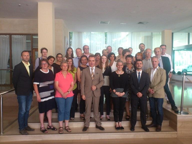 JPI Family in Cyprus 2014