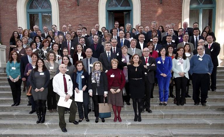 JPI Family in Madrid