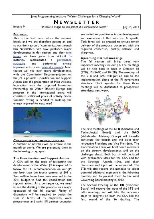 WaterJPI_Newsletter_2011_07.jpg