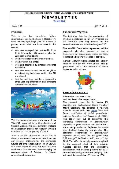 WaterJPI_Newsletter_2012_07.jpg