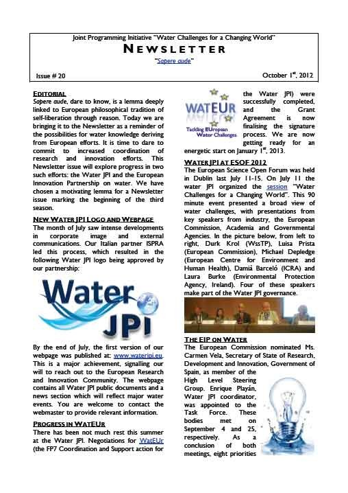 WaterJPI_Newsletter_2012_10.jpg