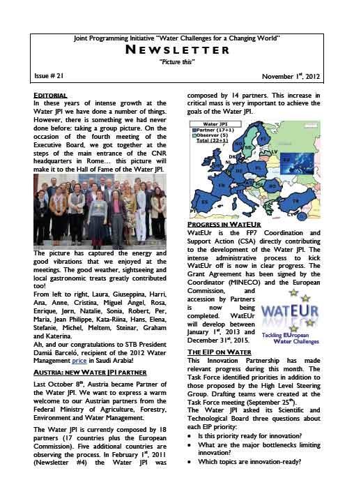 WaterJPI_Newsletter_2012_11.jpg