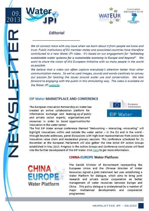 WaterJPI_Newsletter_2013_09.jpg