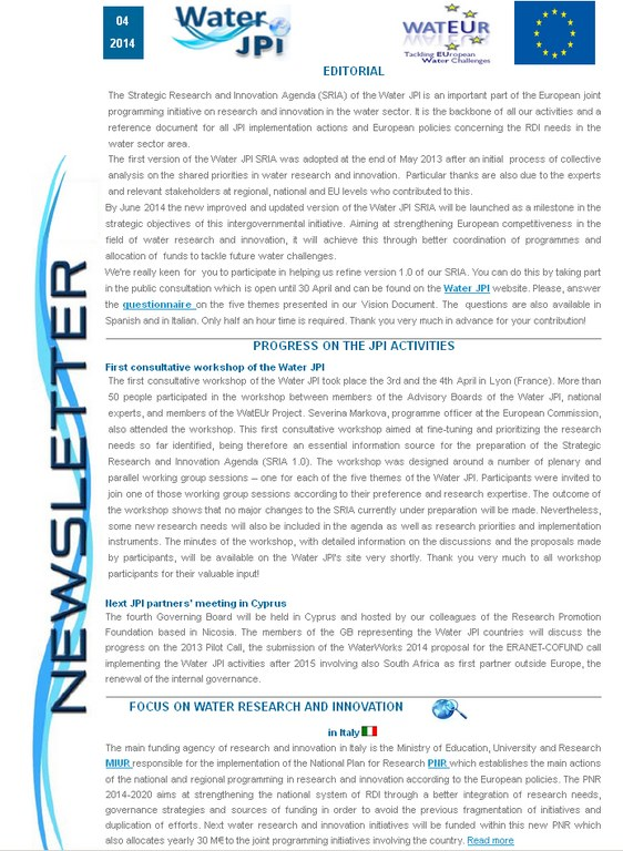 WaterJPI_Newsletter_2014_04.jpg