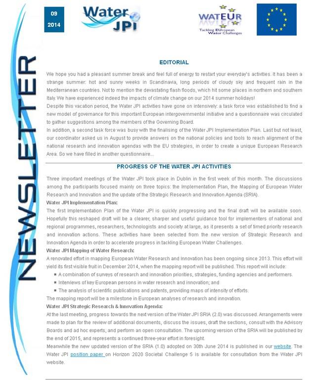 WaterJPI_Newsletter_2014_09.jpg