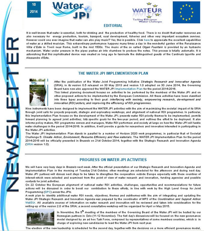 WaterJPI_Newsletter_2014_10.jpg