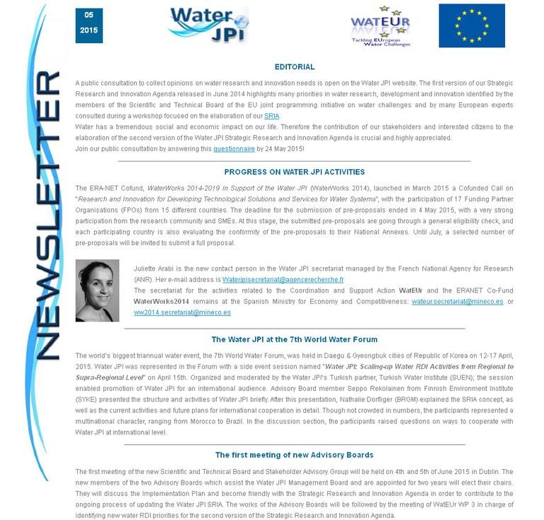 WaterJPI_Newsletter_2015_05.jpg