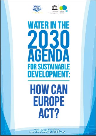 Water in the 2030 agenda for Sustainable Development: How can Europe act?