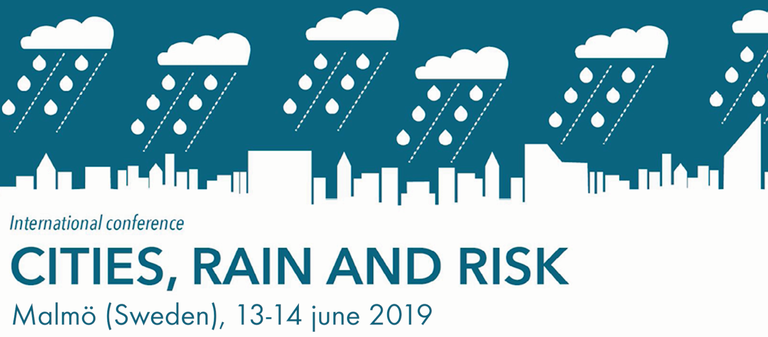 International conference CITIES, RAIN and RISK