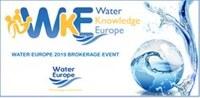 Water Knowledge Europe 2019  30 – 31 October 2019 – Brussels, Belgium