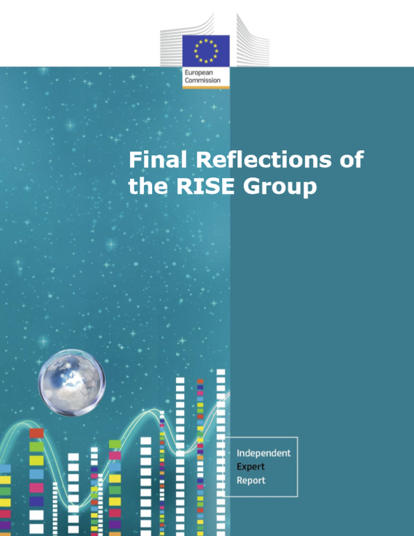 Final Reflections of RISE Group published