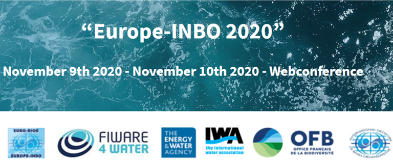 """18th """"Europe-INBO 2020"""" International Conference for the Implementation of the European Water Directives"""