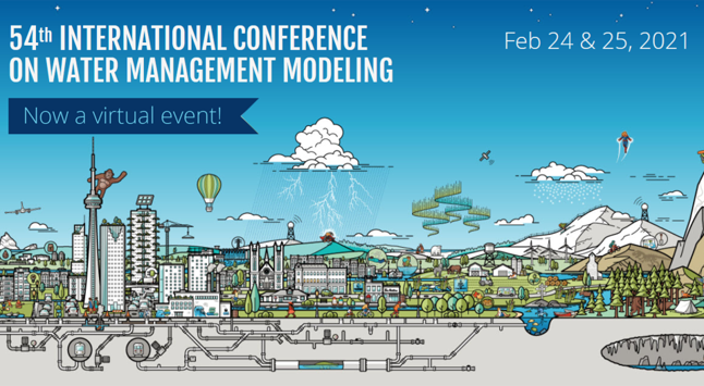 54th International Conference on Water Management Modeling