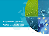 The European Water Association calls for action in its new Water Manifesto