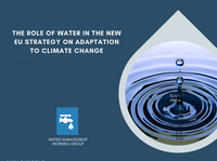 The role of water in the new EU Strategy on Adaptation to Climate Change