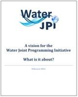Water JPI Vision 2020